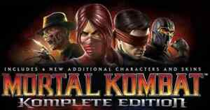 Mortal Kombat Komplete Edition - Steam Key (GLOBAL)