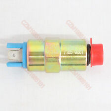 Fuel Cutoff solenoid/Switch 28730179 For PERKINS with Bosch EPVE Pump