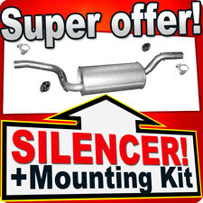 Middle Silencer VOLVO C30 S40 V50 1.8 2.0 SINCE 2006 Exhaust Box CDH