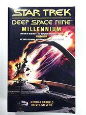 Star Trek Deep Space Nine Millennium 3 in 1 Book