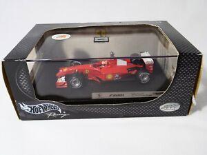 Mattel Hot Wheels n° 50213 Ferrari  F2001 #1 Michael Schumacher neuf 1/43 MIB