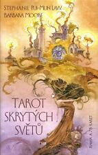 Skrytych Svetu - Shadowscapes Tarot deck with gilded edges, CZECH EDITION, new!