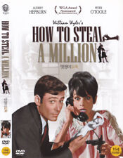 How To Steal A Million (1966) William Wyler / DVD, NEW