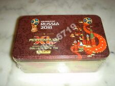 PANINI / COLLECTOR'S TIN CASE FIFA WCR 2018 / ADRENALYN XL / GREEK! LAST ONE!!!