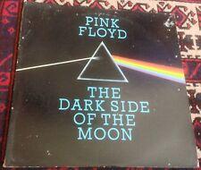 PINK Floyd The dark side of the Moon 1973 Filippine premendo unica Manica