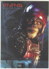 PLANET OF THE APES PROMO NUMBERED 2 OF 4  Topps 2001