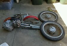 Honda xl 100 wrecking all parts available  (this action is for one bolt only)