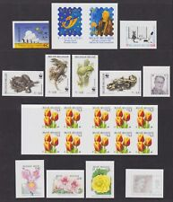 Belgique 2000 Cob# 2895/907 NON DENTELES Imperforate MNH - Cat Val 340€...A4414