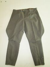 VINTAGE EAST GERMAN army Military breeches Uniform trousers pants NVA M48-1