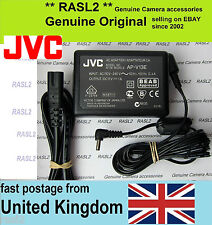 Genuine Original JVC AC POWER Adapter AP-V13e AP-V13 AP-V13b  AP-V13c