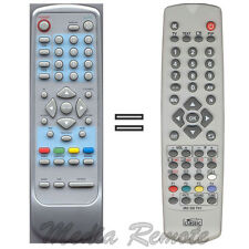 TV remote control for LCD AOC, THOMSON, SABA model 98LR7SW-7BE-F 098TR7SW-ENT