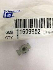 Genuine GM Rear Fender Liner U-Nut 11609952