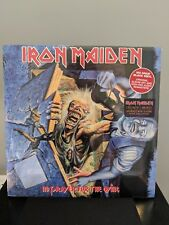 Iron Maiden - No Prayer for the Dying 180 Gram Reissue Vinyl NEW and SEALED