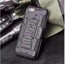 Hybrid Rugged Armor Case Hard Cover Clip Holster For Apple iPod Touch 5th 6 Gen