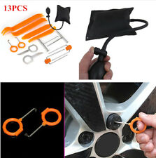 13Pcs PDR Auto Car Pump Wedge Open Pry Tools Kit Panel Removal Dash Door Radio