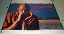 MIDNIGHT OIL Peter Garrett Vintage Poster