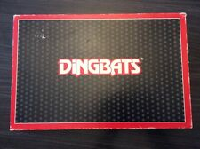 Dingbats 1987 waddingtons (1 missing counter, back of small box and badge)