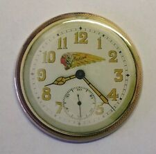Indian Motorcycle Pocket Watch Vintage Style Fridge Magnet 2 1/4""
