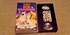 101 Dalmatians WALT DISNEY CLASSIC UK PAL VHS VIDEO 1996 Rod Taylor Dodie Smith