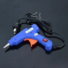20W 110-220V Professional Mini Electric Heating Hot Melt Glue Gun US/EU Plug