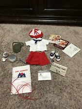 AMERICAN GIRL RETIRED MOLLY CAMP GOWONAGIN HUGE LOT EXC COND