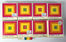 Lot of 9 Polaroid Polacolor 2 Land Film Type 88 Vintage 1977 TV Movie Prop