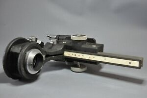 Ihagee Macro Bellows with Pole Mount Clamp