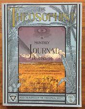 The Theosophist Vol. 1, Centennial Reissue, H.P.  PB