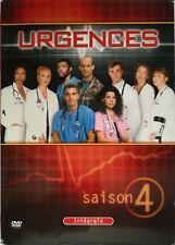 Urgences Saison 4 intégrale COFFRET DVD