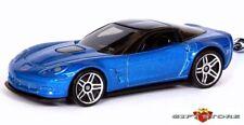 RARE KEY CHAIN BLUE DEVIL CHEVY CORVETTE C6 ZR1 ZR-1 CHEVROLET NEW LTD EDITION