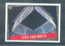 CATCH TOPPS SLAM ATTAX - STEEL CAGE MATCH - CARD GAME