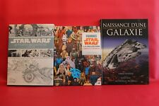 Star Wars - Lot de Livre grand format - Occasion