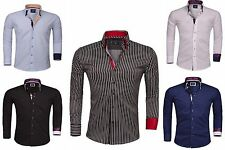 Unbranded Stretch Casual Shirts & Tops for Men