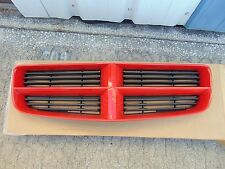 2006-2010 DODGE CHARGER GRILLE PERFORM RED COLOR 1CH87CB6AA