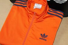 ADIDAS FIREBIRD 80'S VINTAGE TRACKSUIT TOP,JACKET,RETRO,D3,SIZE:MEDIUM