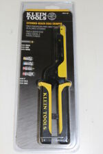 NEW Klein Tools VDV211-100 Extended Reach Coax Crimper. Free Shipping!