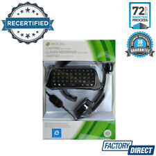 MICROSOFT XBOX 360 CHATPAD KEYPAD KEYBOARD GAMING CONSOLE CONTROLLER ACCESSORIES