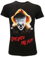 T-shirt IT capitolo 2 Clown Chapter 2 Originale ufficiale pagliaccio maglia