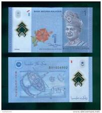 Malaysia - 1 Ringgit - UNC polymer currency note