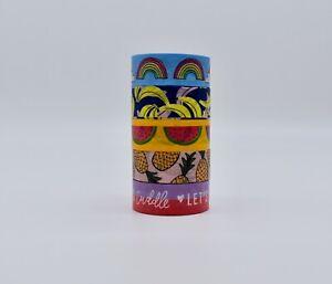 Decorative Designs Washi / Masking Tape – 15mm x 4.5m