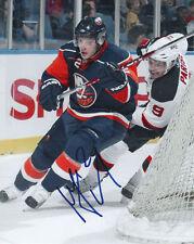 Mark Streit New York Islanders SIGNED 8x10 Photo COA!