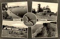 Ostseebad Pelzerhaken Mehrbildkarte 1963 gelaufen Blick zum Strand Steilküste