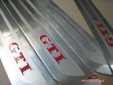 Door sill scuff plate steel For VW GOLF 4 MK4 GTI 1999-2005