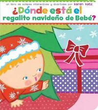 ¿Dónde está el regalito navideño de Bebé? (Where Is Baby's Christmas Present?)