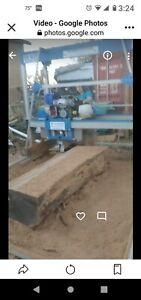 D&L 1020 portable sawmill