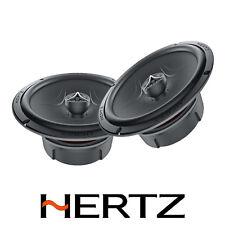 "HERTZ ENERGY ECX165.5 6.5"" 16.5CM 140W WATT 2 WAY COAXIAL CHEAP CAR SPEAKERS KIT"