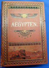 Perrot & Chipiez : Ägypten - Original-Erstausgabe von