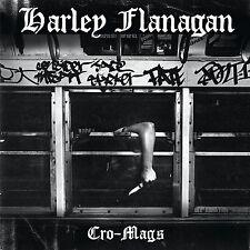 HARLEY FLANAGAN - CRO-MAGS  VINYL LP NEW+