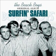 The Beach Boys - Original Album Surfin' Safari Vinyl LP