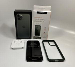 Apple iPhone 11 Pro - 256GB - MidnightGreen (Verizon) A2160 (CDMA   GSM)